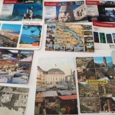 Postales: LOTE MIXTO DE POSTALES DEL MUNDO. Lote 214600750