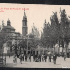 Postales: POSTAL DE CALATAYUD - PLAZA DE MAURA ( D. GABRIEL ) - THOMAS.. Lote 215247877