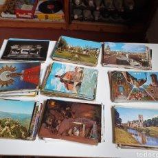 Postales: LOTE DE MAS DE KILO Y MEDIO DE POSTALES VARIADAS, SIN CIRCULAR.. Lote 217228650