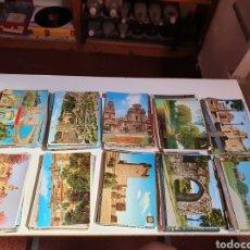 Postales: LOTE DE MAS DE KILO Y MEDIO DE POSTALES, VARIADAS SIN CIRCULAR.. Lote 217315558