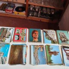 Postales: LOTE, POSTALES DE MAS DE KILO Y MEDIO DE POSTALES VARIADAS, SIN CIRCULAR.. Lote 217328138