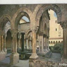 Postales: POSTAL 003145: ITALIA: MONREALE: LOGGIA E FONTANELLA ARABA. Lote 218181897