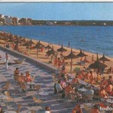 Postales: POSTAL 005908 : PLAYA DE PALMA EN EL ARENAL DE MALLORCA. Lote 218183911