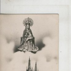 Postales: POSTAL 010287: VIRGEN SANTA MARIA LA MAYHOR, PATRONA DE BURGOS. Lote 218646878