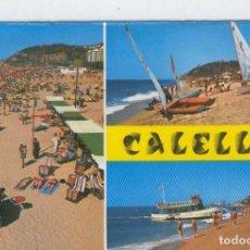 Postales: POSTAL 006840: CALELLA: VISTAS VARIAS. Lote 218973091