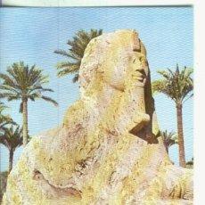 Postales: POSTAL 000814: ARTE EGIPCIO: ESFINGE. Lote 218973507