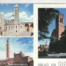 Postales: POSTAL 003133BIS: ITALIA: SIENA. Lote 218979396