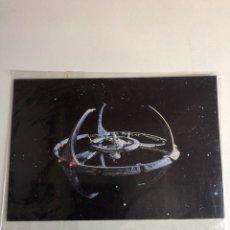 Postales: POSTAL DE STAR TREK (DEEP SOACE NINE). Lote 224829652