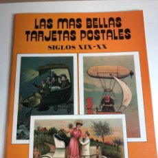 Postales: LAS MÁS BELLAS TARJETAS POSTALES SIGLOS XIX-XX. Lote 225018210