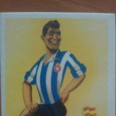 Cartoline: POSTAL ANTIGUA DE FÚTBOL :ESPAÑOL. Lote 225124695