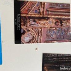 Postales: C-2002 POSTAL CHAPELLE HAUTE PARIS, 2001. Lote 225311595