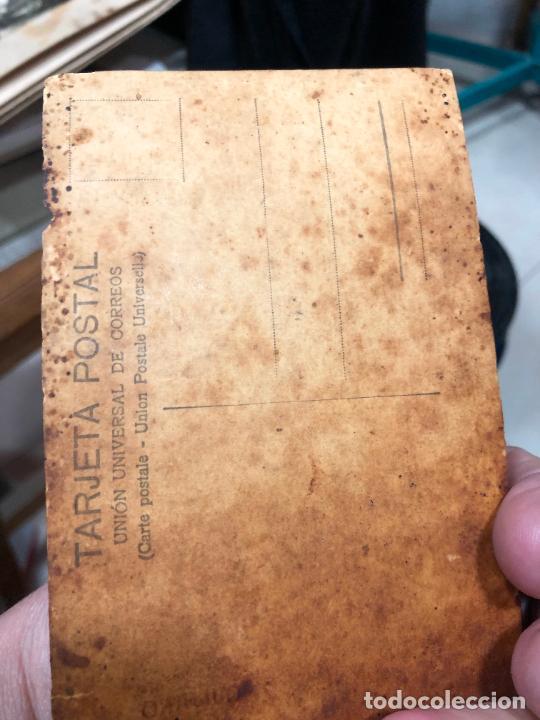 Postales: TARJETA POSTAL DE UN SEÑOR DE LA EPOCA BIEN ACOMODADO - Foto 2 - 227757885