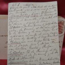 Cartoline: POSTAL MILITAR FRANCESA 1904. POSTAL-692. Lote 230046250