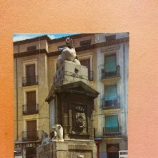 Cartoline: MADRID. LA FUENTECILLA. BONITA POSTAL. CIRCULADA. Lote 232475205