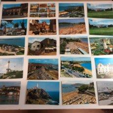 Postales: POSTAL 35 POSTALES DE SANTANDER Y ALREDEDORES. Lote 233672080