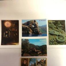 Postales: 5 POSTALES DE MALLORCA. Lote 234433520