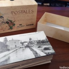 Postales: LOTE DE 100 POSTALES (HISTORIA C. V.) LEVANTE. Lote 234668645