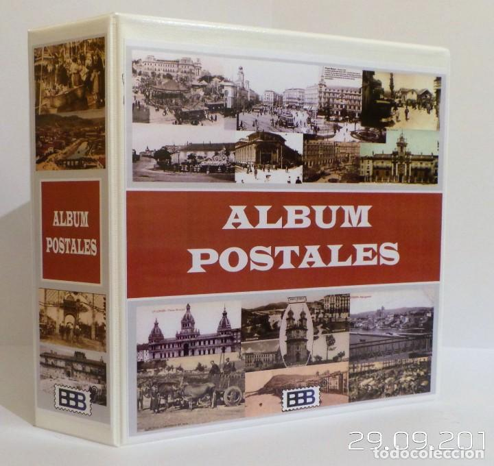 ALBUM POSTALES. SUPERMAMUT (Postales - Varios)