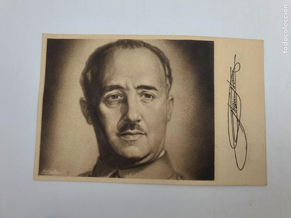 POSTAL FRANCO ( SIN USO ) (Postales - Varios)