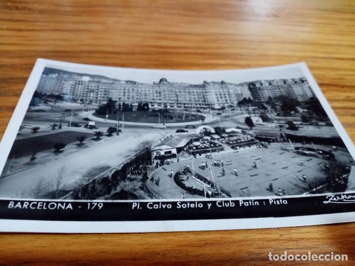 POSTAL DE BARCELONA (Postales - Varios)