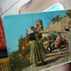 Postales: POSTAL Nº 3454 SERIE 11 PALMA DE MALLORCA TRAJES TÍPICOS EN EL JONQUET. S/C. POSTAL-1933. Lote 236512195