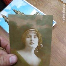 Postales: ANTIGUA POSTAL MUJER 1916. POSTAL-1936. Lote 236512625