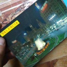 Postales: POSTAL Nº 91 VALENCIA PLAZA DEL CAUDILLO, ASPECTO NOCTURNO. POSTAL-1942. Lote 236514155