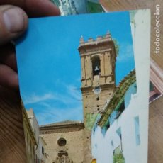 Postales: POSTAL Nº 2 CALLES (VALENCIA) CALLE DE LA IGLESIA. S/C. POSTAL-1944. Lote 236514385