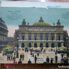 Postales: ANTIGUA POSTAL Nº 4332 PARÍS OPERA. POSTAL-1943. Lote 236514630