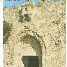 Postales: POSTAL 046187 : JERUSALEM ZION GATE. Lote 236796495