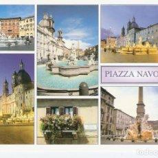 Postales: POSTAL 043921 : PIAZZA NAVONA. ROMA. Lote 236796795