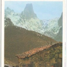 Postales: POSTAL JC0429: PICOS DE EUROPA. NARANJO DE BULNES DESDE PANDEBANO. Lote 236799630