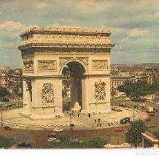 Postales: POSTAL 040189 : PARIS. LARCH DE TRIOMPHE - PLACE DE LETOILE. Lote 236981440