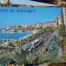 Postais: POSTAL Nº PM 209 PALMA DE MALLORCA PASEO MARÍTIMO. POSTAL-1974. Lote 237040415