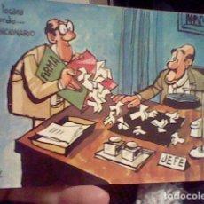 Postales: MINGOTE LOTERIAS 1969 SERIE E Nº 7. Lote 237582325