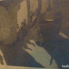 Postales: GUERRA CIVIL ESPAÑOLA ANTIGUA TARJETA POSTAL REMITIDA A MISLATA DURANTE LA GUERA CIVIL 1938. Lote 239958120