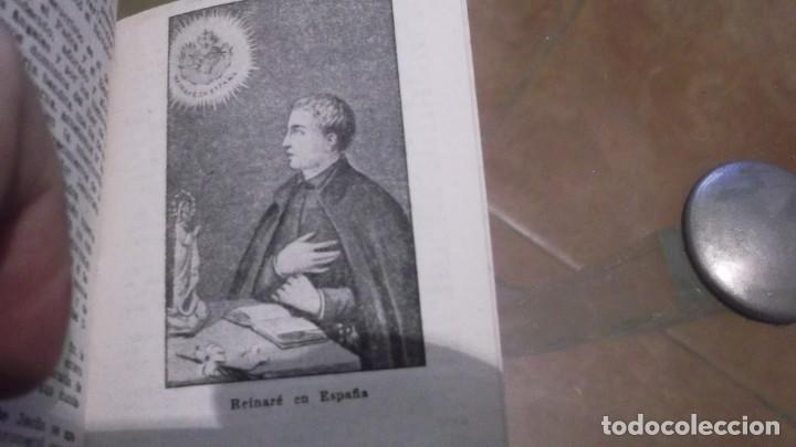 Postales: Librito (56pgn) Catecismo en Estampas Mandamientos de la Iglesia y Oración por el Dr.daniel llorente - Foto 5 - 241391105