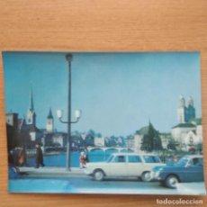 Cartoline: POSTAL 3D: ZURICH VON DER QUAIBRUCKE.. Lote 243404480
