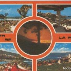 Postales: POSTAL 08117: TENERIFE, VISTAS DEL PUERTO DE LA CRUZ. Lote 244427330