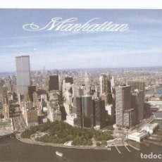 Postales: POSTAL 039702 : BATTERY PARK AND LOWER MANHATTAN. Lote 244428955