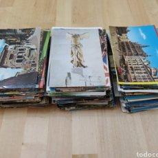 Cartes Postales: SUPER LOTE DE 500 POSTALES CIRCULADAS Y NO CIRCULADAS. Lote 244430255