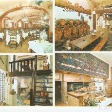Postales: POSTAL 038364 : HOTEL DURAN RESTAURANTE TIPICO CATALAN. FIGUERAS (ESPAÑA). Lote 245521620