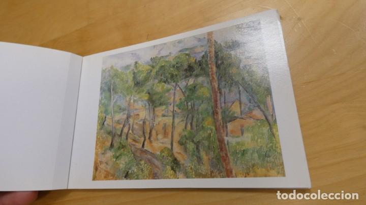 Postales: LIBRITO DE POSTALES OBRAS PRIMAS DE LA COLECCIÓN READERS DIGEST . 10 POSTALES MUY BONITAS - Foto 2 - 245602595
