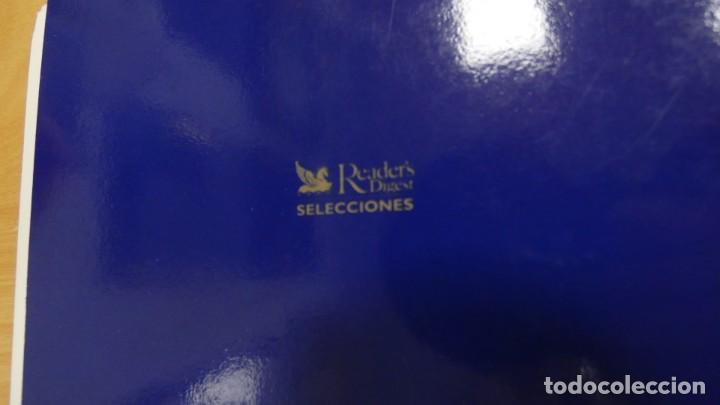 Postales: LIBRITO DE POSTALES OBRAS PRIMAS DE LA COLECCIÓN READERS DIGEST . 10 POSTALES MUY BONITAS - Foto 5 - 245602595