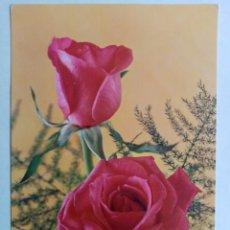 Postales: POSTAL ROSAS FLORES - EDICIONES CYZ. Lote 245634125