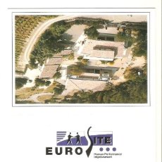 Postales: POSTAL 029871 : EUROSITE BARCELONA. HUMAN PERFOMANCE IMPROVEMENT. Lote 246571635