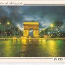 Postales: POSTAL 030531 : ARC DE TRIOMPHE PARIS. Lote 246571795