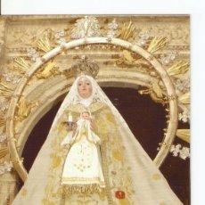 Postales: POSTAL 029899 : LA VIRGEN DE LA SALUD (ANONIMA S. XVI) CONVENTO DE SAN CLEMENTE EL REAL DE TOLEDO. Lote 246572360