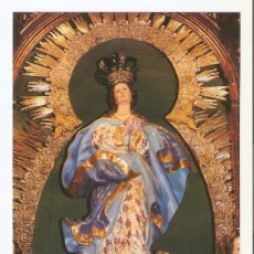 Postales: POSTAL 029916 : LA INMACULADA CONCEPCION (ANONIMA S. XVIII) IGLESIA DE AGUSTINAS RECOLETAS. LUCE.... Lote 246572525
