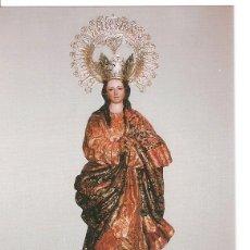 Postales: POSTAL 029923 : LA INMACULADA (ESCUELA SEVILLANA S. XVIII) IGLESIA DE LA PURISIMA CONCEPCION. LU.... Lote 246572595